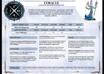 Oracle-web